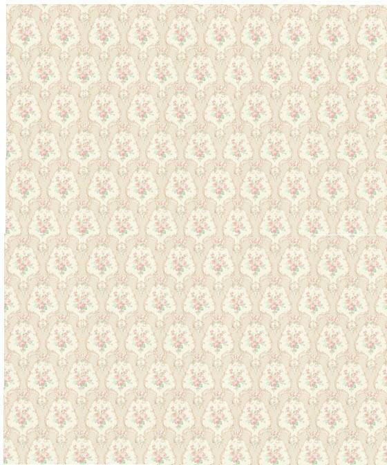 Printable Dollhouse Wallpaper Patterns 009
